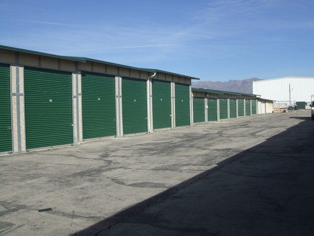 Self storage units in Layton, UT