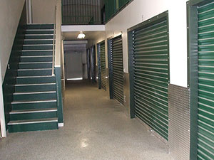 Climate controlled units at Access Storage