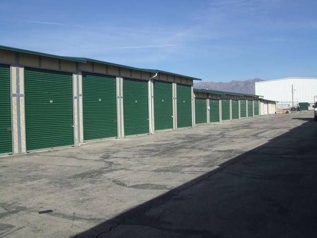 Self storage units in Layton, UT